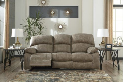 PWR REC Sofa with ADJ Headrest