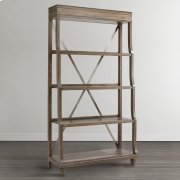 Western Brown Compass Etagere Product Image