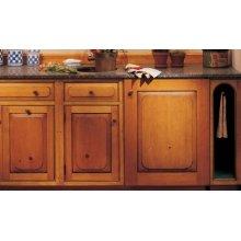 UC-24CO Refrigerator/Freezer - Overlay