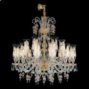 Garnier 18 Light Chandelier Product Image