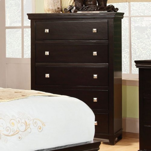 Spruce Chest