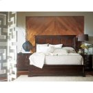Transitional Panel Bed - Polished Sable / Queen Product Image