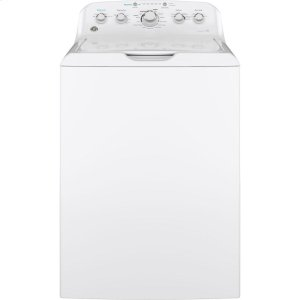 GE® 4.5 cu. ft. Capacity Washer with Stainless Steel Basket -