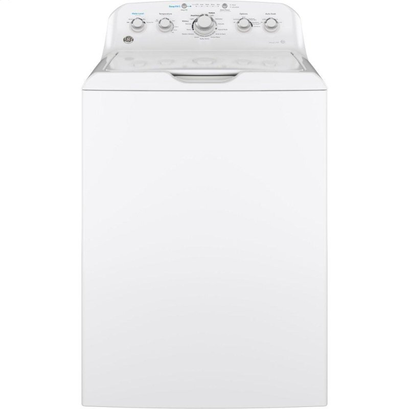 4.5 cu. ft. Capacity Washer with Stainless Steel Basket