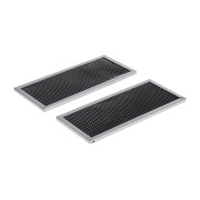 Microwave Hood Charcoal Replacement Filter - 2 Pack