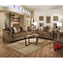 6485 CHESTNUT Kendrick Loveseat