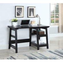 Transitional Black Writing Desk