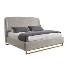 Nevin Bed - Grey