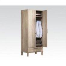 Odella Light Oak Wardrobe