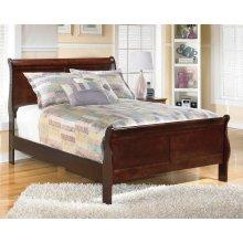 Alisdair - Dark Brown 2 Piece Bed Set (Full)