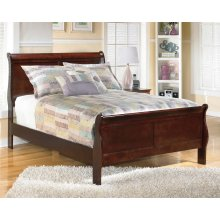 Alisdair - Dark Brown 2 Piece Bed Set (Full)