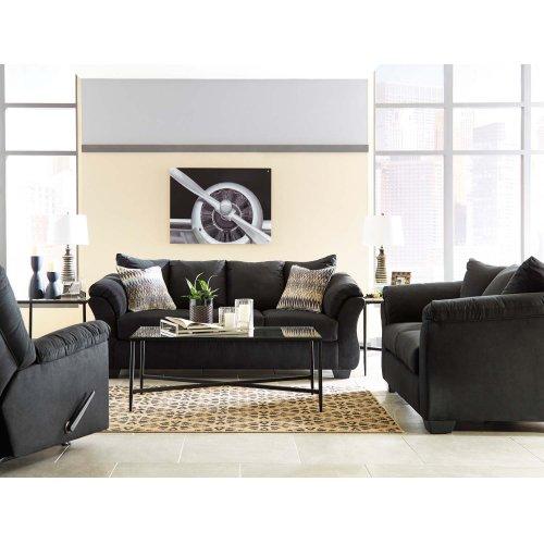 Darcy Sofa - Black
