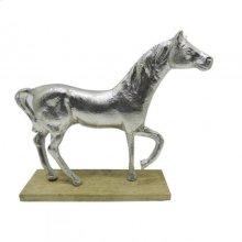 Decorative Horse Stand