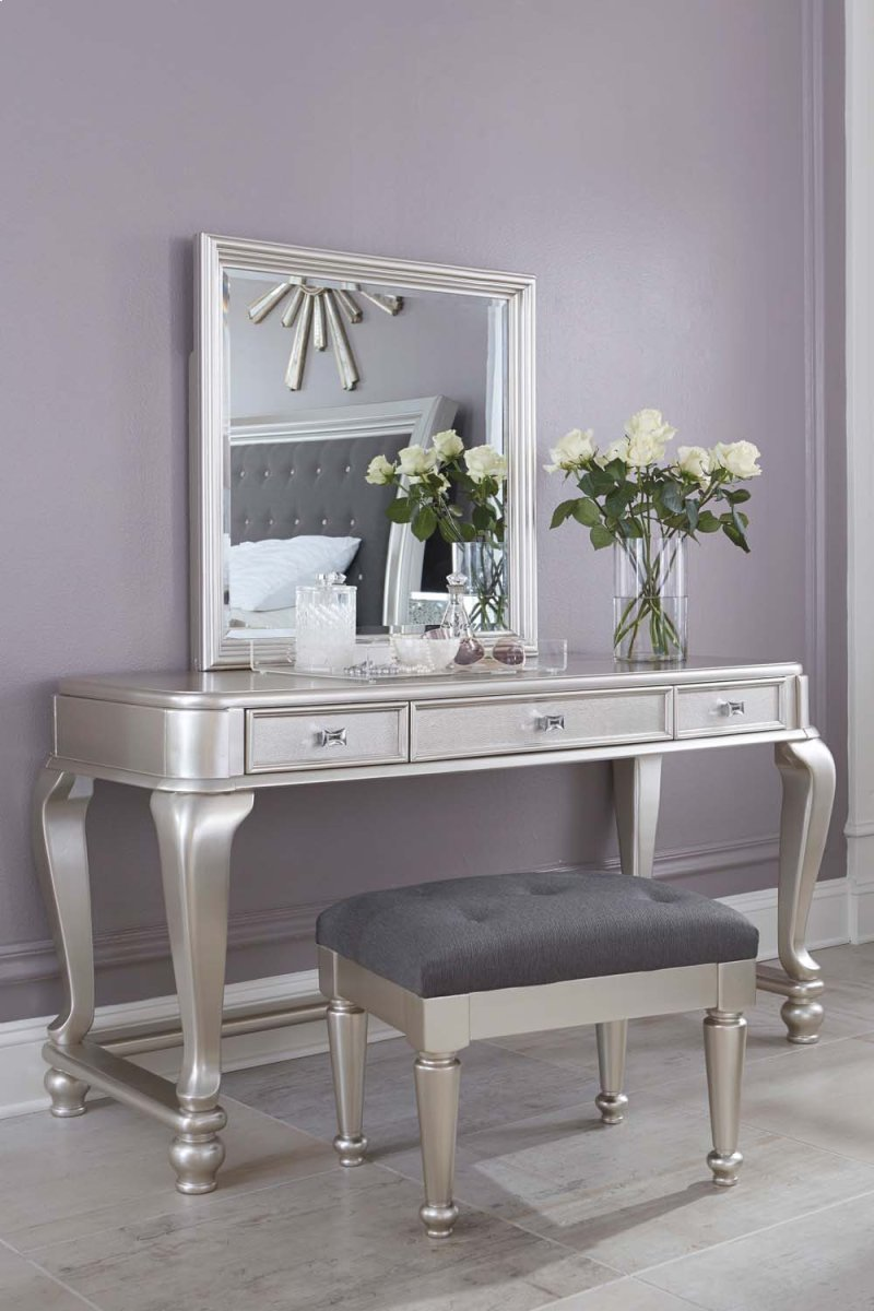 Bedroom Sets Everett Wa b650b4 coralayne - silver 3 piece bedroom setashley furniture
