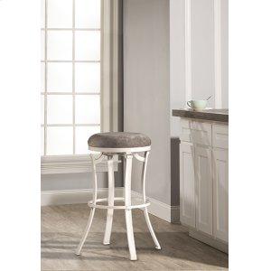 Hillsdale FurnitureKelford Backless Bar Stool - White