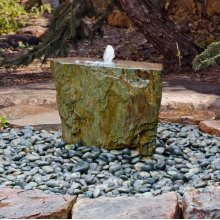 French Slate Fountain