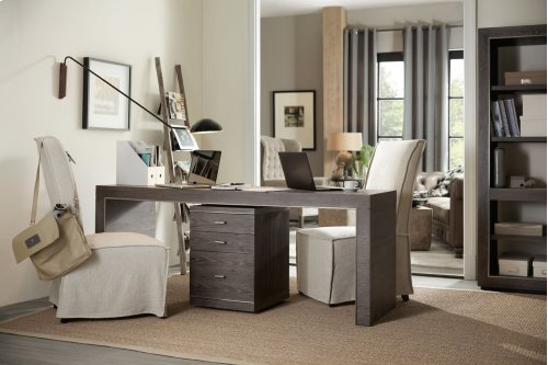 Home Office House Blend 74in Writing Desk