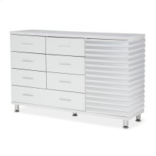 Dresser Cloud White