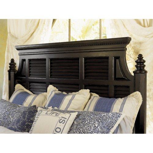 Malabar Panel Bed King Headboard