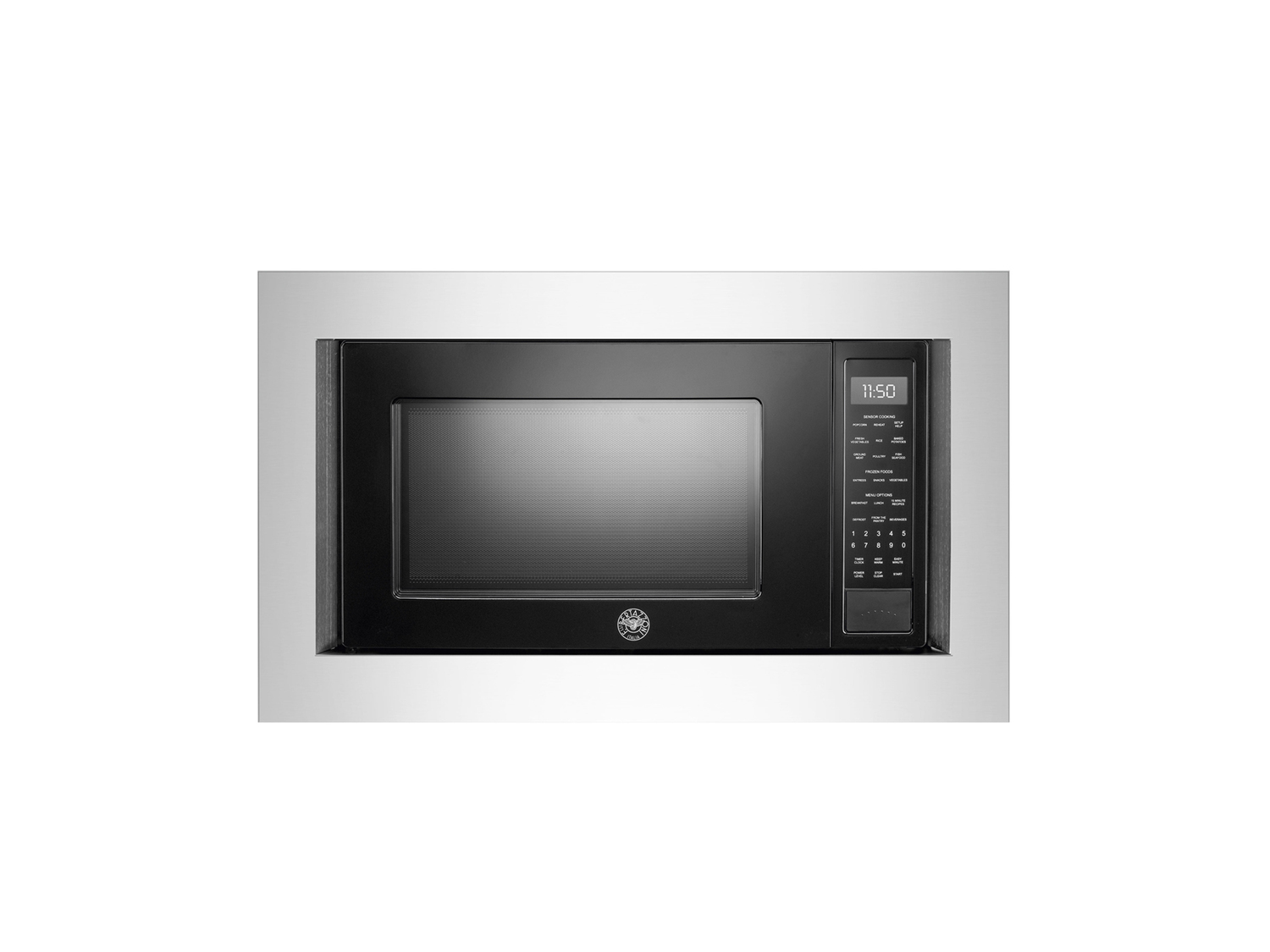 Bertazzoni30 Microwave Oven Stainless Steel