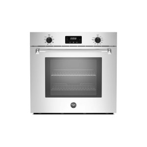 Bertazzoni30 Single Convection Oven Stainless Steel