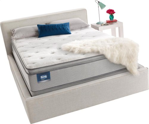 BeautySleep - Erica - Plush - Pillow Top - Full XL