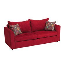 #273 Volvo Red/Whip Multi Living Room
