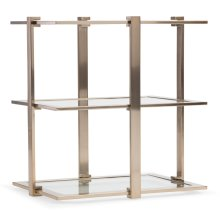Living Room Highland Park Rectangle Accent Table