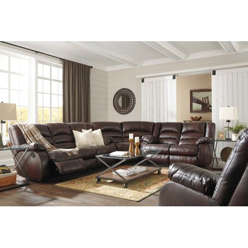3 Pc Power Reclining Sectional