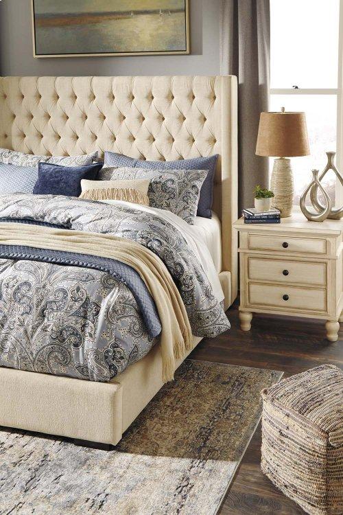 Norrister - Multi 2 Piece Bed Set (King)