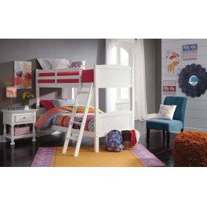 Ashley Furniture Kaslyn - Multi 2 Piece Bed Set (Twin)