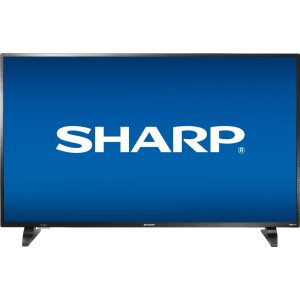 "Sharp50"" Class (49.5"" diag.) FHD Sharp Roku TV"