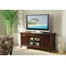 CHOCOLATE FINISH TV STAND Product Image