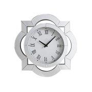 Lilac Wall Clock Product Image