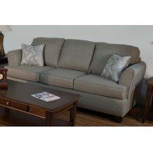 Vibrant Grey / Whirlwind Rhodium Sofa