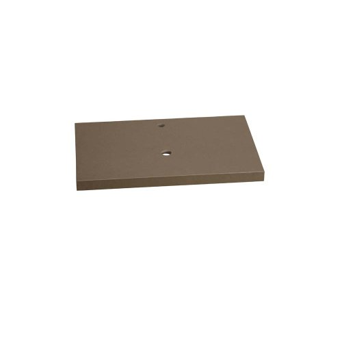 """TechStone™ WideAppeal™ 32"""" x 19"""" Vanity Top in Grand Green - 2"""" Thick"""