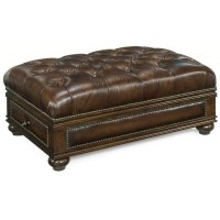 Living Room Cheshire Drawer Ottoman Product Image