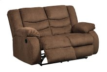 Tulen Reclining Loveseat - Chocolate
