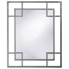 Lois Mirror - Glossy Charcoal
