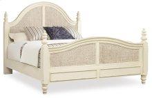 Bedroom Sandcastle Queen Woven Panel Bed