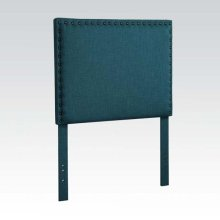 BLUE QUEEN/FULL HEADBOARD @N