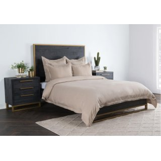 Harlow Natural King Duvet 108x94