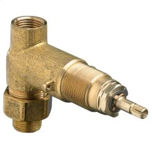 "1/2"" Rough On/Off Volume Control Valve Body - N/A"