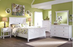 Kaslyn - Multi 3 Piece Bed Set (Queen)