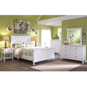 Ashley Furniture Kaslyn - Multi 3 Piece Bed Set (Queen)
