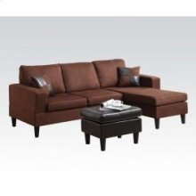 Sectional Sofa , Ottm 2 Pillow