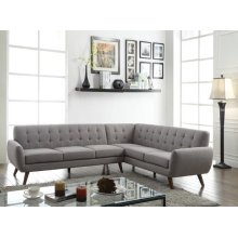 ESSICK SECTIONAL SOFA