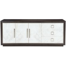 Decorage Buffet in Cerused Mink (380)