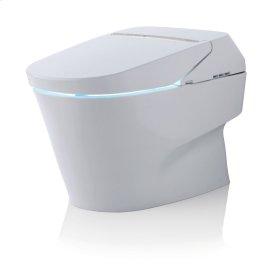 Neorest® 750H Dual Flush Toilet, 1.0 & 0.8 GPF with Actilight - Cotton