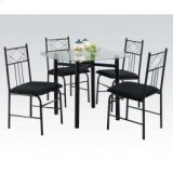 5pc Pk Dining W/36x36 5mm Gl Product Image